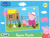 Frank Peppa Pig - (60 Pcs) Puzzle(60 Pieces)
