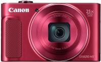 Canon power shot PowerShot 25X Optical Zoom SX620 HS (Red)+ 8GB Memory Card(20.2 MP, 25x Optical Zoom, 4x Digital Zoom, Pink)