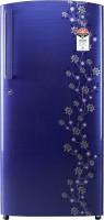 Videocon 190 L Direct Cool Single Door 5 Star Refrigerator(Purple Point Flower, REF VZ205PTRP-HAD)