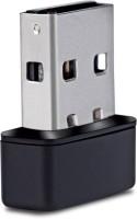 iball 300M Wireless-N Mini USB iB-WUA300NM USB Adapter(Black)