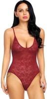 Lovie's Solid Women Swimsuit