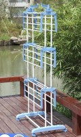 TNC Steel Floor Cloth Dryer Stand B2SSNEW001(3 Tier)