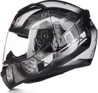 Riders LS2 FF352 Finger Motorbike Helmet(Black)