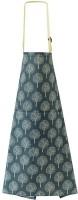 Fashion Adjustable Cotton Kitchen Apron for Cooking Restaurant Pinafore(Blue)
