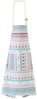 Fashion Adjustable Cotton Kitchen Apron for Cooking Restaurant Pinafore(Multicolor)