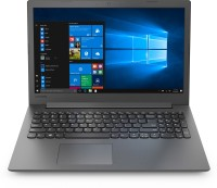 Lenovo Ideapad 130 Core i3 7th Gen - (4 GB/1 TB HDD/Windows 10 Home) 130-15IKB Laptop(15.6 inch, Black, 2.1 kg, With MS Office)