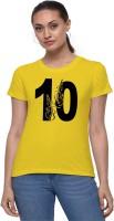 Heyuze Women Yellow T Shirt