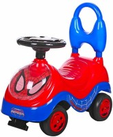 Kids Smile Car Non Battery Operated Ride On(Red)