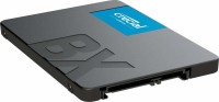 Crucial BX500 SATA SSD 240 GB Desktop, Laptop, All in One PC's, Network Attached Storage, Surveillance Systems, Servers Internal Solid State Drive (BX500 240GB 2.5 INCH SATA SSD)