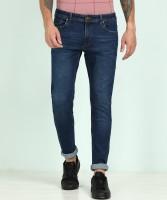 Peter England University Slim Men Dark Blue Jeans