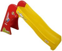 Miss & Chief Colorful Junior Plastic Garden Slide with Stairs for Kids(Multicolor)