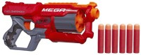 Nerf N-Strike Mega CycloneShock, Toy for 8 year old Guns & Darts(Multicolor)