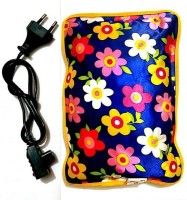 TRUE SHOP Electrothermal Hot Water Bag with Electric Heating Gel Pad Electric Hot Water Bag 1 L Hot Water Bag(Multicolor)