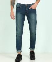 Peter England University Slim Men Blue Jeans