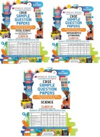 Oswaal CBSE Sample Question Papers Class 10 (Set Of 3 Books) Science, Social Science & Mathematics Standard (For 2020 Exam)(Paperback, Oswaal Editorial Board)