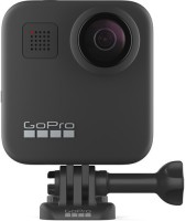 GoPro MAX Sports and Action Camera(Black, 16.6 MP)