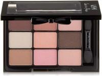 NYX PROFESSIONAL MAKEUP Cosmetics Love In Rio Eye Shadow Palette, Bikini Bottom, 0.11 Ounce [Ca 4.53 g(Multicolor)