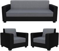 Mofisofas Fabric 3 + 1 + 1 grey Sofa Set