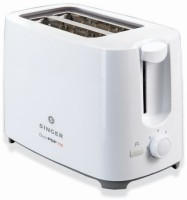 Singer DUO 700 700 W Pop Up Toaster(White)