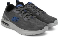 Skechers DYNA-AIR Running Shoes For Men(Grey)