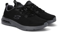 Skechers DYNA-AIR Running Shoes For Men(Black)