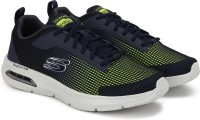 Skechers DYNA-AIR - BLYCE Running Shoes For Men(Navy)