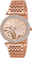 STANDARD CHOICE Fashion Design Rose Gold Trending Watch Awesome Fancy Look For Girls Analog Watch  - For Women