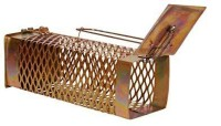 Clouds Small Iron Rat Trap/Rodent cage/Mouse Control Live Trap