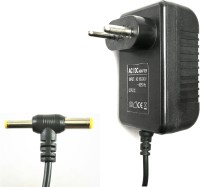 Adapton 12V 1A Power Adaptor, Power Supply Ac Input 100-240V Dc Output 12Volt 1Amps Worldwide Adaptor(Black)