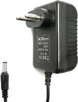 EXCELLENT 12V 2A Power Adaptor, Power Supply Ac Input 100-240V Dc Output 12Volt 2Amps Worldwide Adaptor(Black)