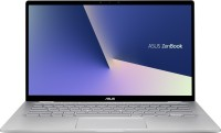 Asus ZenBook Flip 14 Ryzen 7 Quad Core 2nd Gen - (8 GB/512 GB SSD/Windows 10 Home) UM462DA-AI701TS 2 in 1 Laptop(14 inch, Light Grey, 1.6 kg, With MS Office)