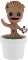 Baby Digital Action Mini Garden Flowerpot Red Cliff Tree Man Figure Toys
