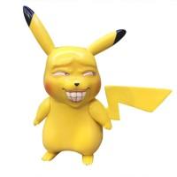 Pokemon Freak Pikachu Charmander Bulbasaur PVC Anime Action Figure Model