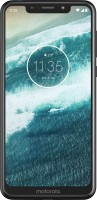 Moto One (Black, 64 GB)(4 GB RAM)