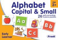 Frank Alphabet Capital & Small(52 Pieces)