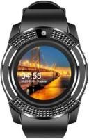 samipna Smart Watch Phone With Camera & Sim Card Smartwatch(Black Strap, FREE SIZE)