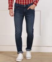 U.s.Polo Association Slim Men Dark Blue Jeans