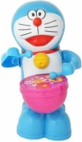 Chillungi Doraemon Playing Drum (Wind up Toy) (Blue)(Blue, White)
