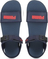 Puma Men Blue Sports Sandals