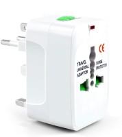 Ozimo Universal Adapter Worldwide Worldwide Adaptor(White)