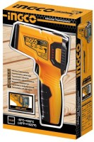INGCO Infrared thermometer -30°C~550°C HIT015501 Thermometer(Yellow, Black)