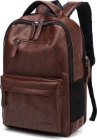 AirCase 15.6 inch Laptop Backpack(Brown)