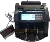 swaggers LCD display money counting machine with duplicate note detector Note Counting Machine(Counting Speed - 1000 notes/min)