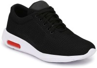 Deny Brown 446 Sports Shoes Running Shoes For Men(Black)