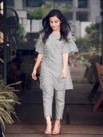 Yaduz Fashion Home Women Kurta and Trousers Set