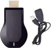 CBGSI Wireless WiFi Display Dongle for Android & iOS Devices Anycast Data Card(Black, Multicolor)