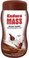 Endura Mass Weight Gainers/Mass Gainers(500 g, Chocolate)