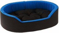 R.K Products 65 blue and black M Pet Bed(Blue)
