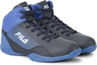 Fila OFF CUT Basketball Shoes For Men(Blue)