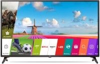 LG 108cm (43 inch) Full HD LED Smart TV(43LJ554T-TA)